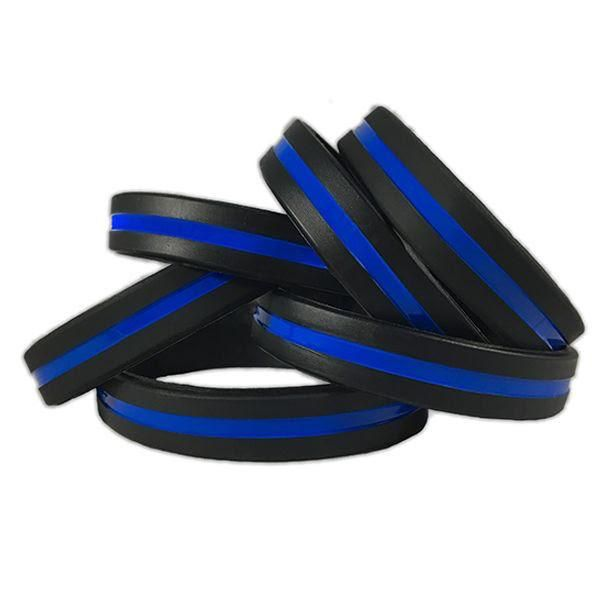Thin Blue Line Thin Blue Line Braclet