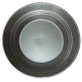 GENUINE SURPLUS Vintage Steel Gold Pan