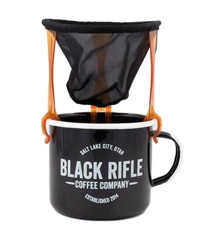 BLACK RIFLE COFFEE Javadrip, Ultralight, Drip Coffee Maker