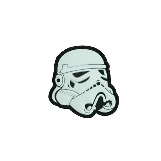 TROOPER CLOTHING Trooper Clothing, Patch Stormtrooper Helmet