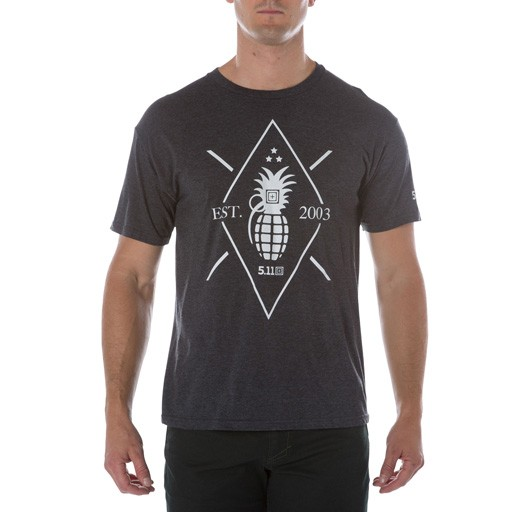 5.11 TACTICAL 5.11 Tactical, Pineapple Grenade Tee