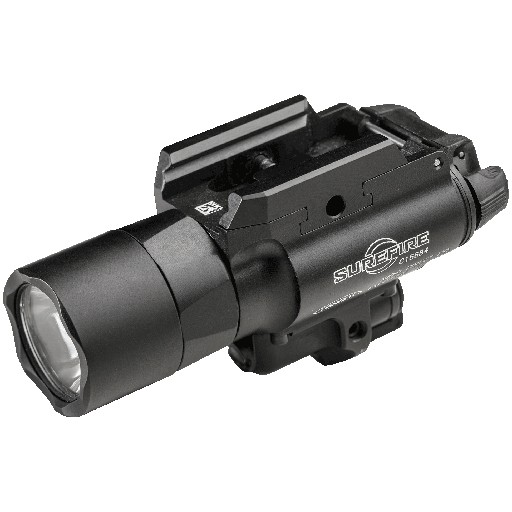 SUREFIRE X400® Ultra — Green Laser LED Light