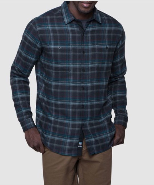 KUHL Fugitive Long Sleeve Shirt