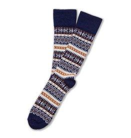 American Trench Fair Isle Socks