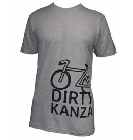 American Apparel Dirty Kanza Bicycle T-Shirt