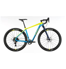 Salsa Salsa Cutthroat Rival 1 Bike LG Blue/Yellow