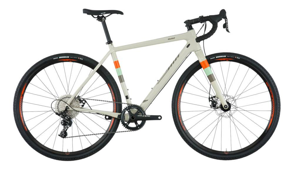 Salsa Salsa Warbird Carbon Apex 1 Bike 58cm Matte Sand