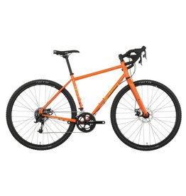 Salsa Salsa Vaya Apex 2x10 Bike 54cm Orange