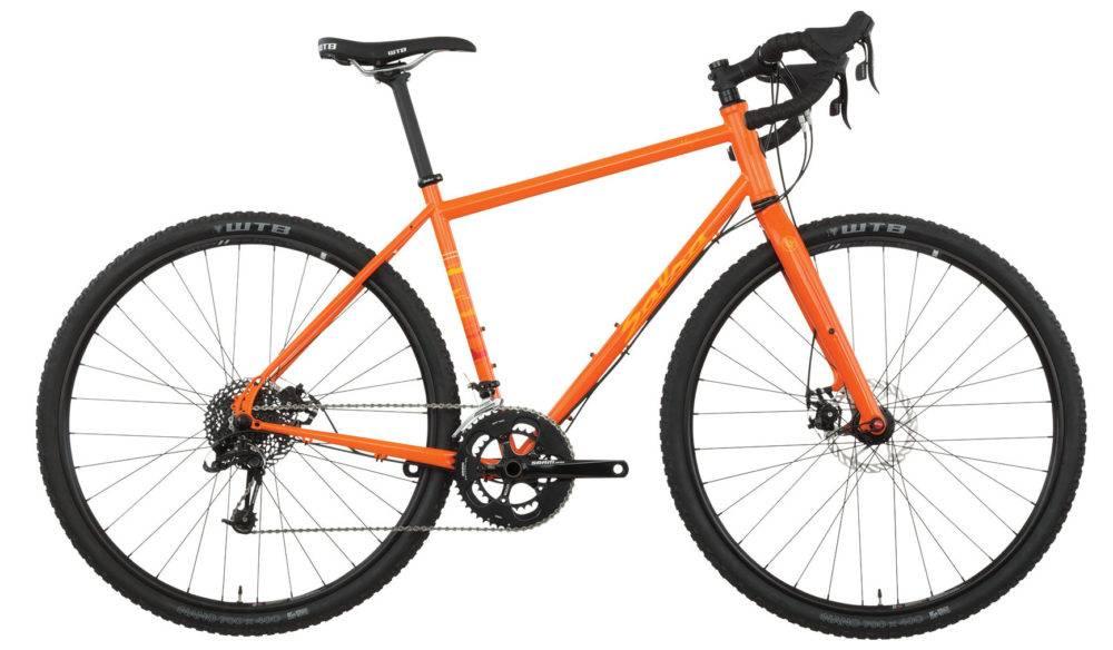 Salsa Salsa Vaya Apex 2x10 Bike 49.5cm Orange