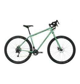 Salsa Salsa Fargo GX 29 Bike MD Forest Service Green