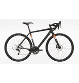 Salsa Salsa Warbird Carbon Rival 22 Bike 53cm Raw Carbon