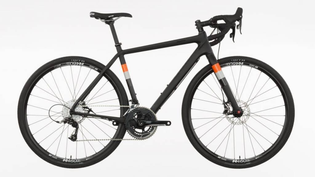 Salsa Salsa Warbird Carbon Rival 22 Bike 56cm Raw Carbon