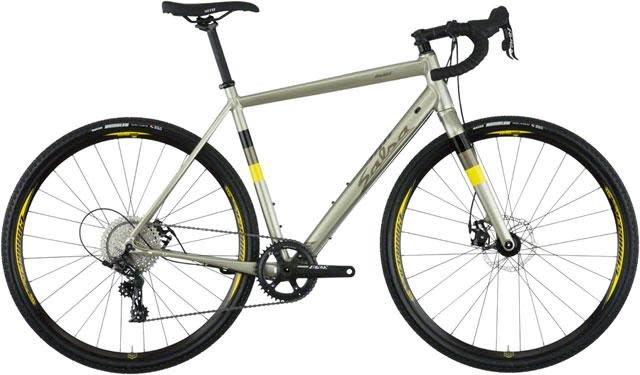 Salsa Salsa Warbird Apex 1 Bike 51cm Matte Gray