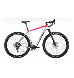 Salsa Salsa Cutthroat Force 1 Bike LG Silver Fade