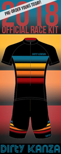 2018 Dirty Kanza Race Kits