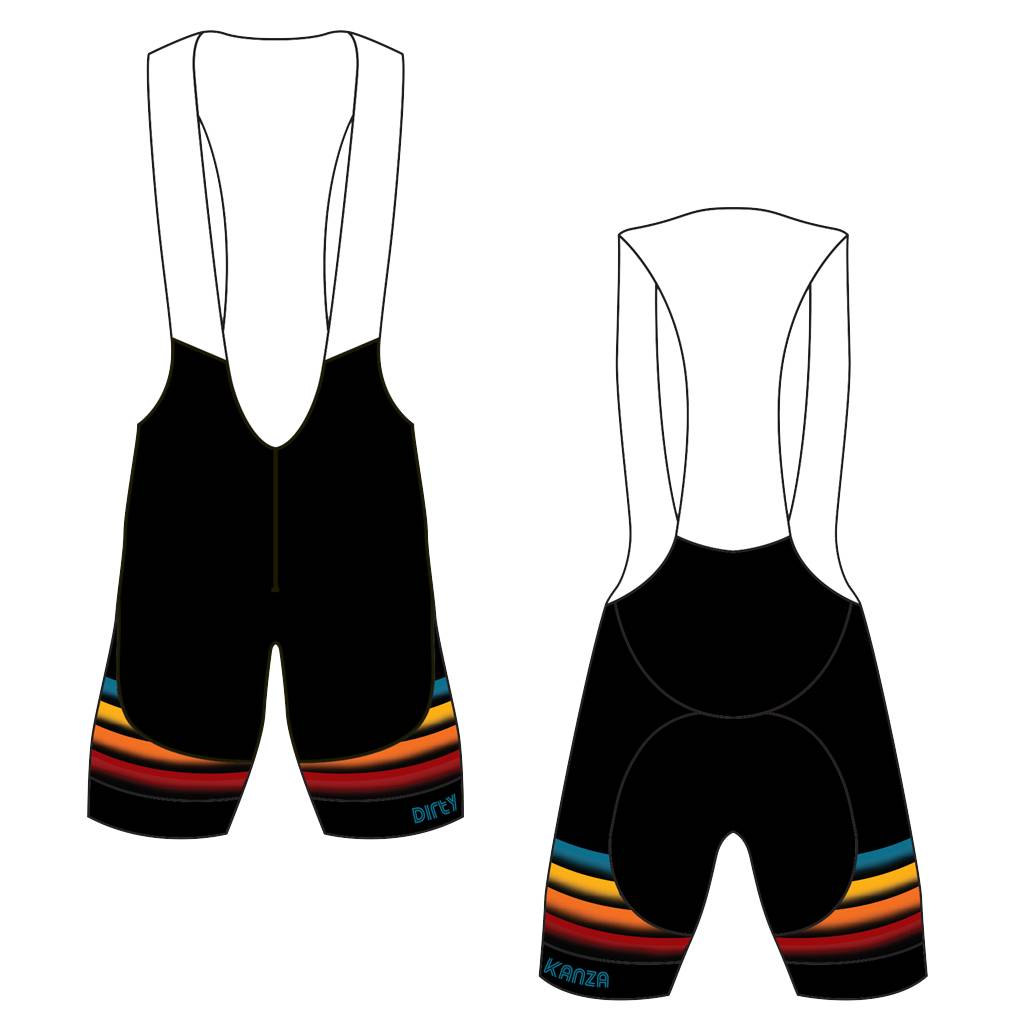 Primal Dirty Kanza 2018 Women's Bib