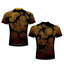 Primal Dirty Kanza 2018 Men's Race The Sun Jersey