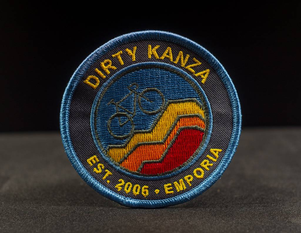 Dirty Kanza 2018 Patch