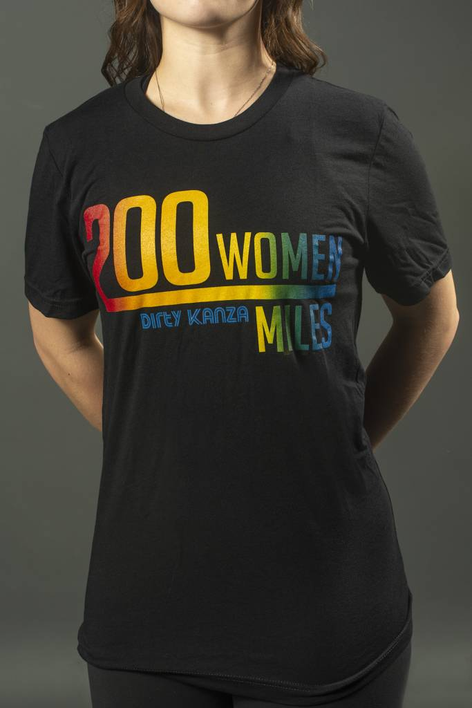 Dirty Kanza 2018 200 Women 200 Miles Tee