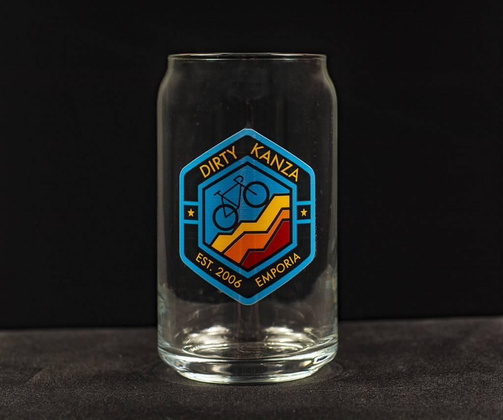 Dirty Kanza 2018 Pint Glass