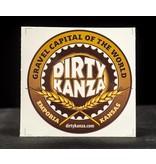 Dirty Kanza 2018 Sticker