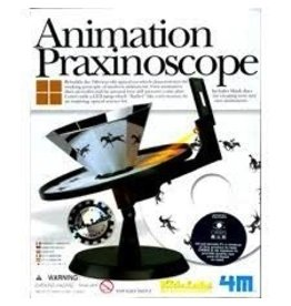 4M 4M Animation Praxinoscope
