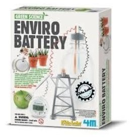 4M 4M Green Science Enviro Battery