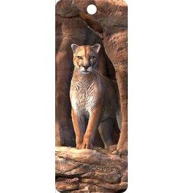 Artgame Artgame 3D Bookmark , Cougar, 1