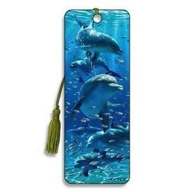 Artgame Artgame 3D Bookmark , Dolphins, 1