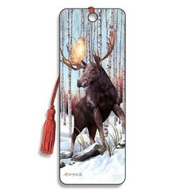 Artgame Artgame 3D Bookmark , Moose, 1