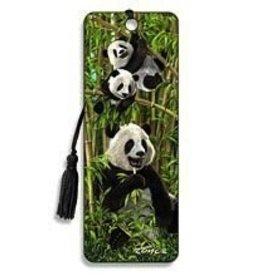 Artgame Artgame 3D Bookmark , Panda, 1