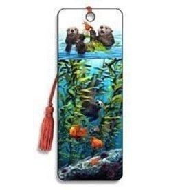 Artgame Artgame 3D Bookmark , Sea Otters, 1