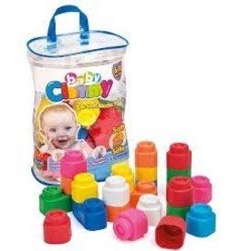 Baby Clemmy Soft Blocks