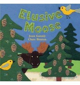 Barefoot Books Barefoot Books Elusive Moose