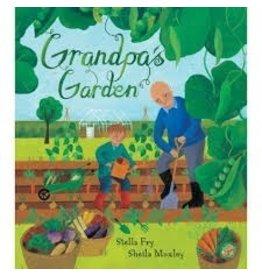 Barefoot Books Barefoot Books Grandpa's Garden