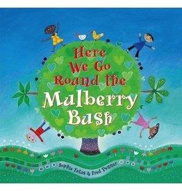 Barefoot Books Barefoot Books Here We Go Round The Mulberry Bush with ENH CD
