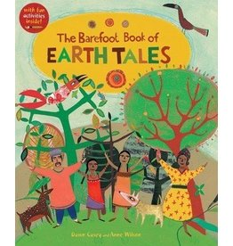 Barefoot Books Barefoot Books The Barefoot Book of Earth Tales