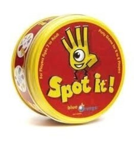 Blue Orange Games Spot It! Party Game