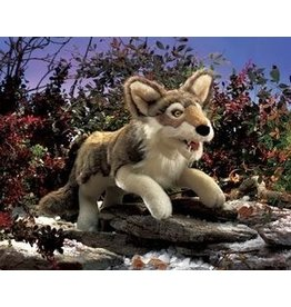 Folkmanis Folkmanis Puppet Gray Wolf