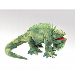 Folkmanis Folkmanis Puppets Iguana