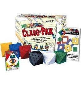 WEDGiTS Building Blocks Class-Pak