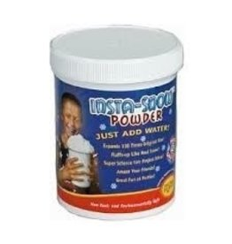 Insta-Snow Poweder Just add water,expands 100 times original size,Makes 2 gallons