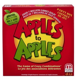 Mattel Games Mattel Games Apples to Apples Party Game