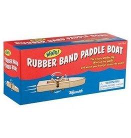 Toysmith Rubber Band Paddle Boat