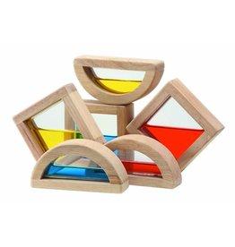 Plan Toys Plan Toys Water Blocks