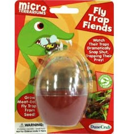 Dune Craft Micro Terrariums ,Fly Trap Fiends