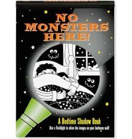 No Monsters Here: A Bedtime Shadow Book