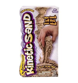 Spin Master Kinetic Sand 2lb Brown