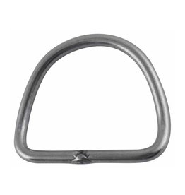 "Manta Industries 1"" Stainless D-Ring"