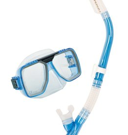 Tusa Liberator Mask & Snorkel Set